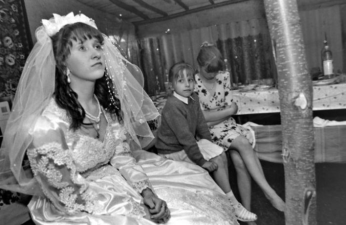Um casamento tradicional no interior da Rússia 21