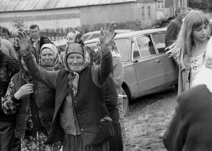 Um casamento tradicional no interior da Rússia 23