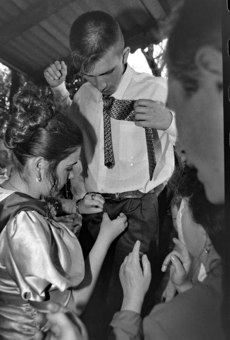 Um casamento tradicional no interior da Rússia 26