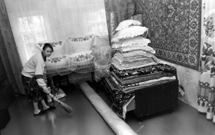 Um casamento tradicional no interior da Rússia 29