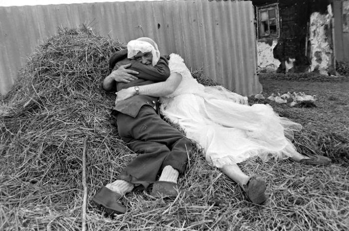 Um casamento tradicional no interior da Rússia 30