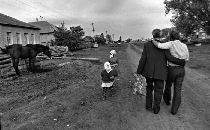 Um casamento tradicional no interior da Rússia 32