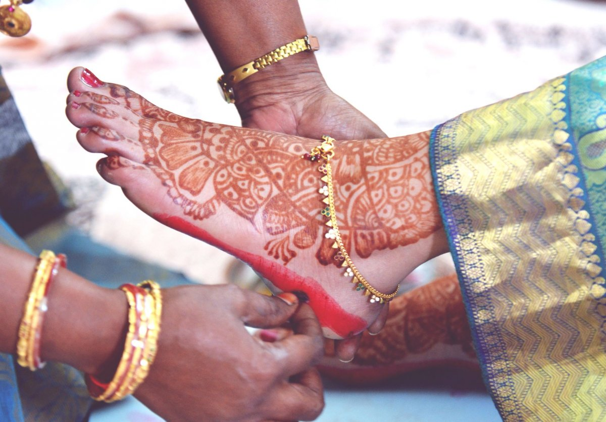 19 fotos impressionantes mostram como são diferentes os casamentos em todo o mundo 07