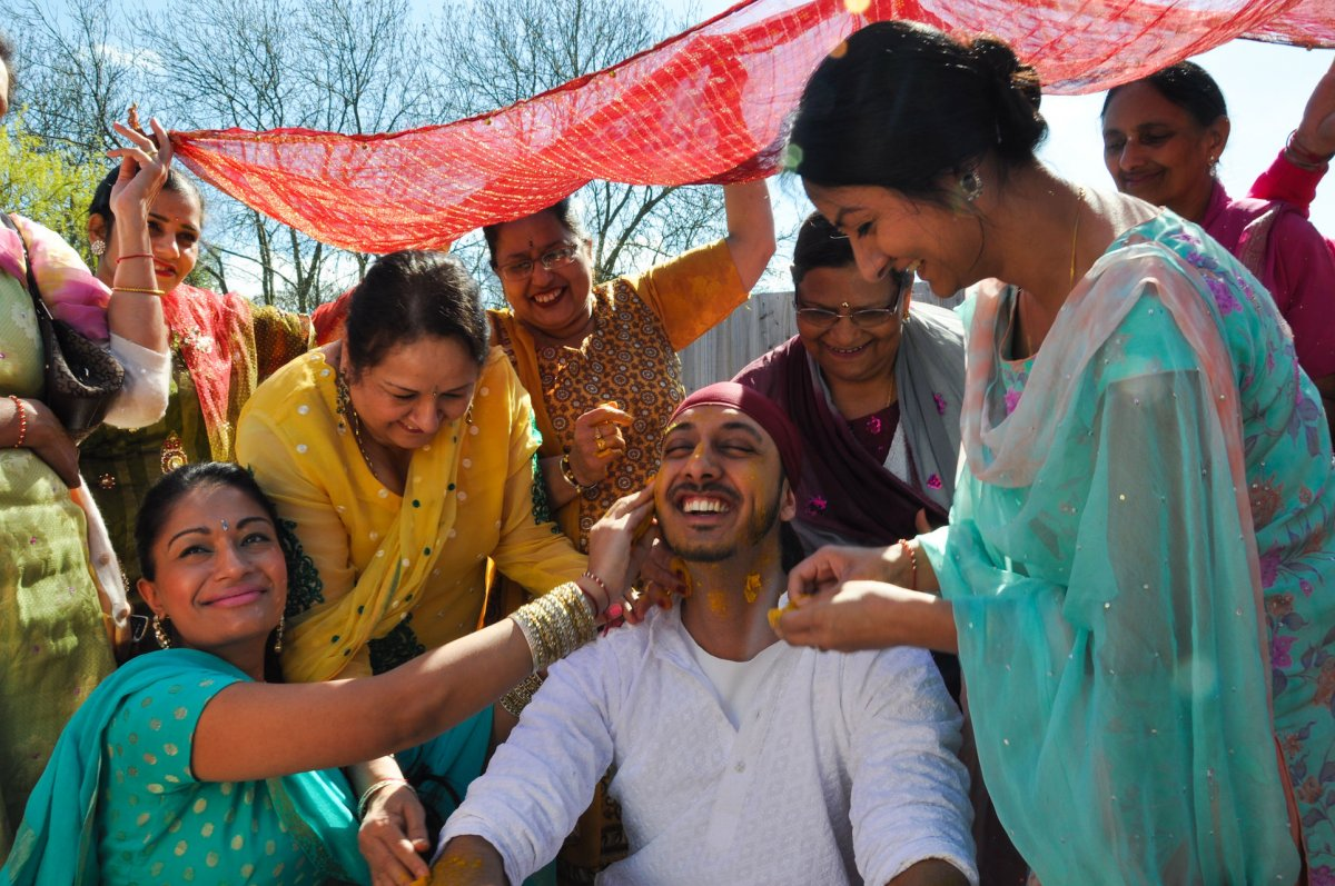 19 fotos impressionantes mostram como são diferentes os casamentos em todo o mundo 13