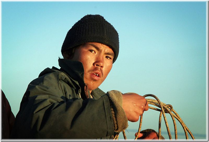 Um passeio por Chukotka 33