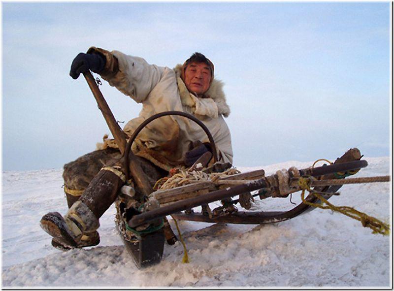 Um passeio por Chukotka 39