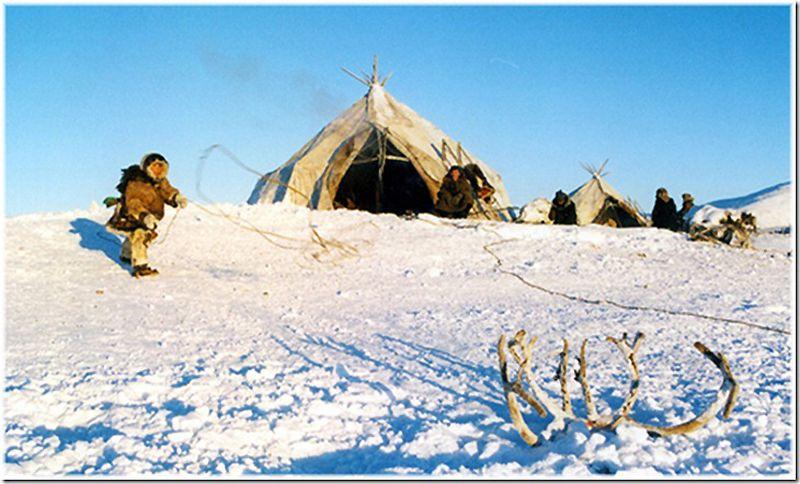 Um passeio por Chukotka 41