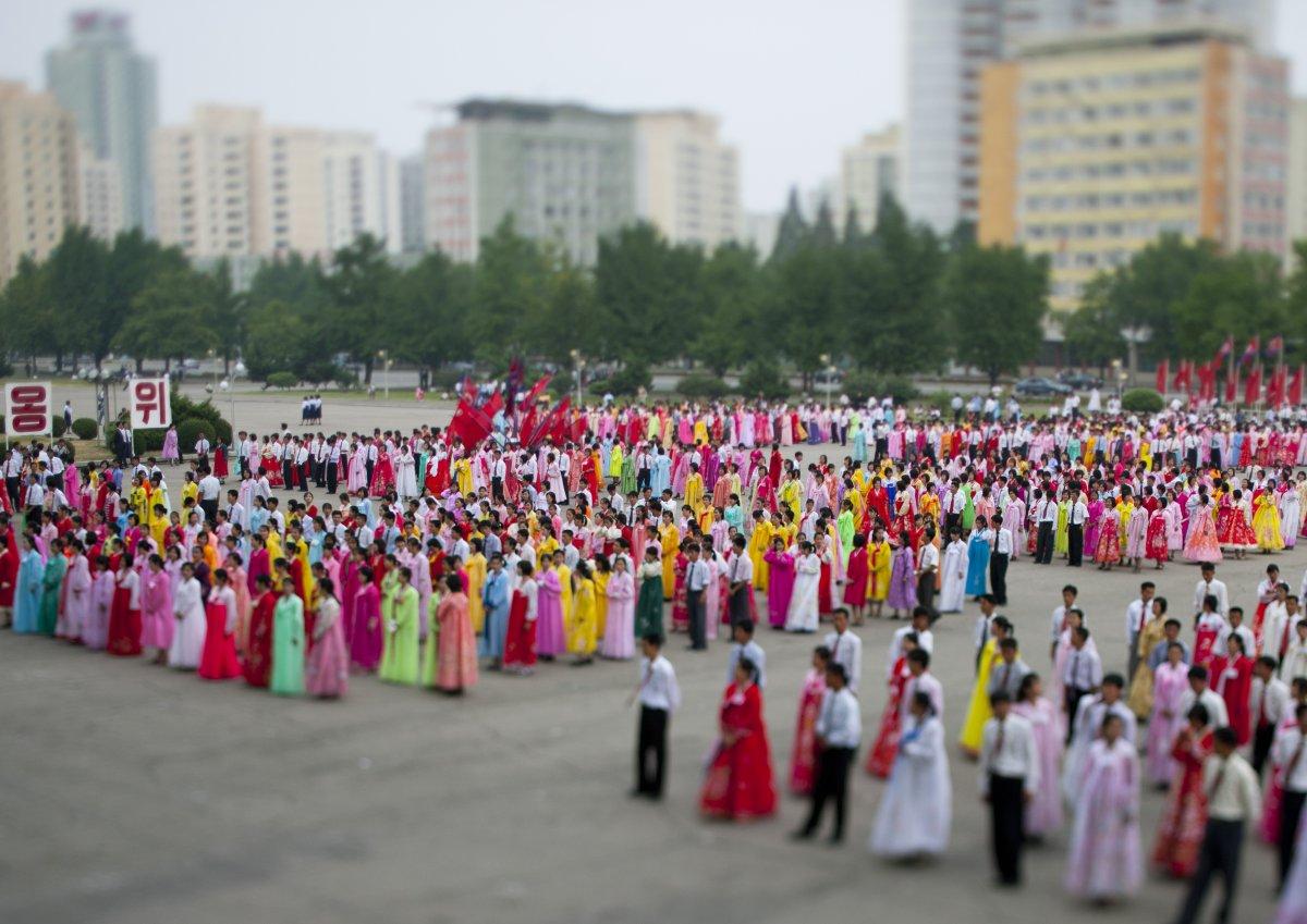 As fotos mais simpáticas da Coreia do Norte que você já viu 03