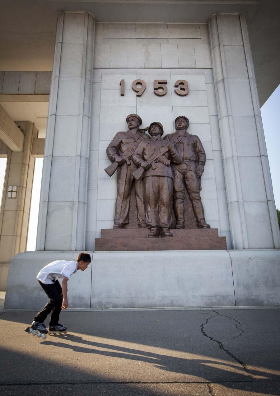 As fotos mais simpáticas da Coreia do Norte que você já viu 04