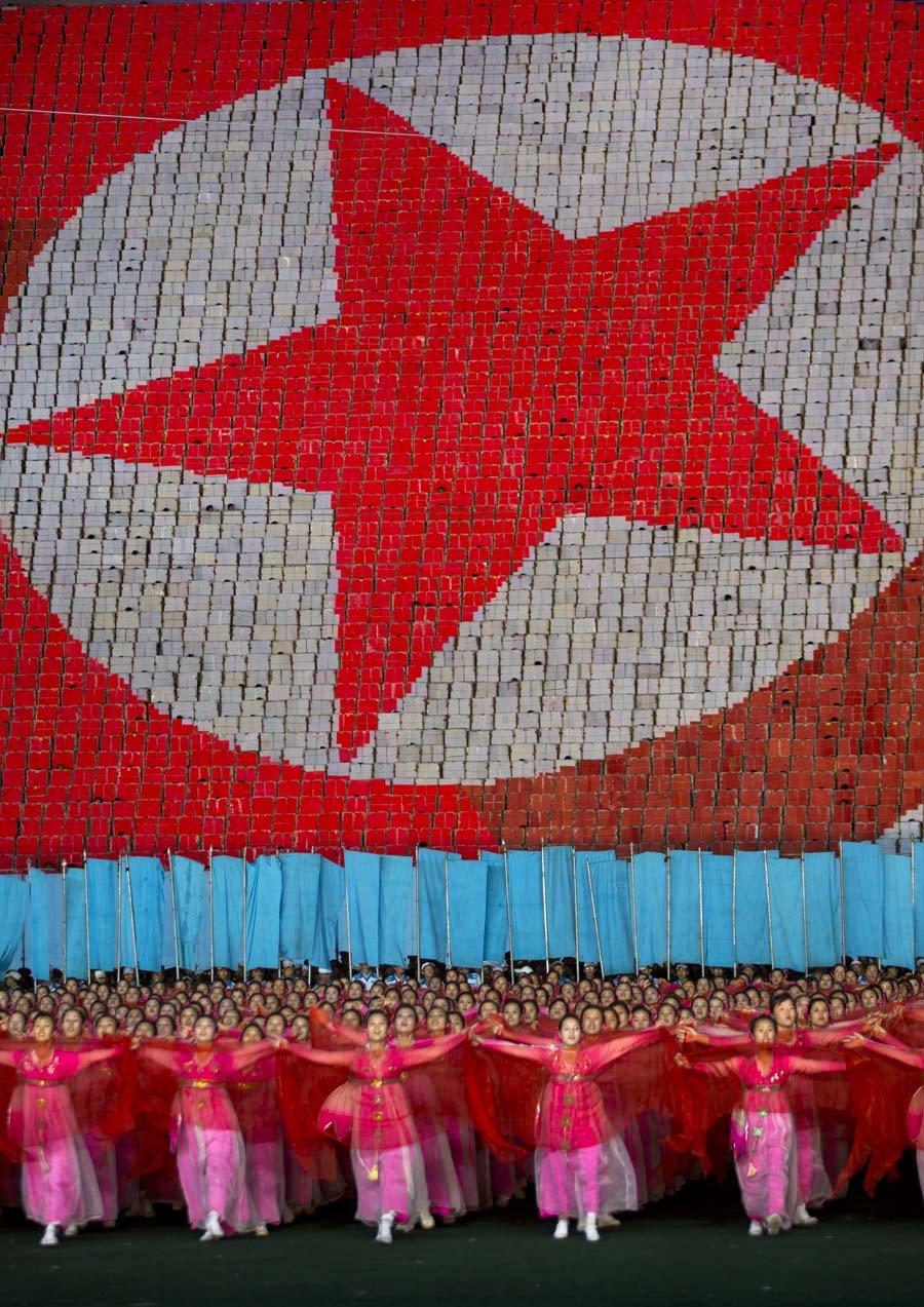 As fotos mais simpáticas da Coreia do Norte que você já viu 05