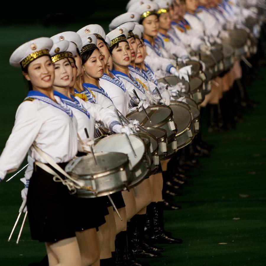 As fotos mais simpáticas da Coreia do Norte que você já viu 06