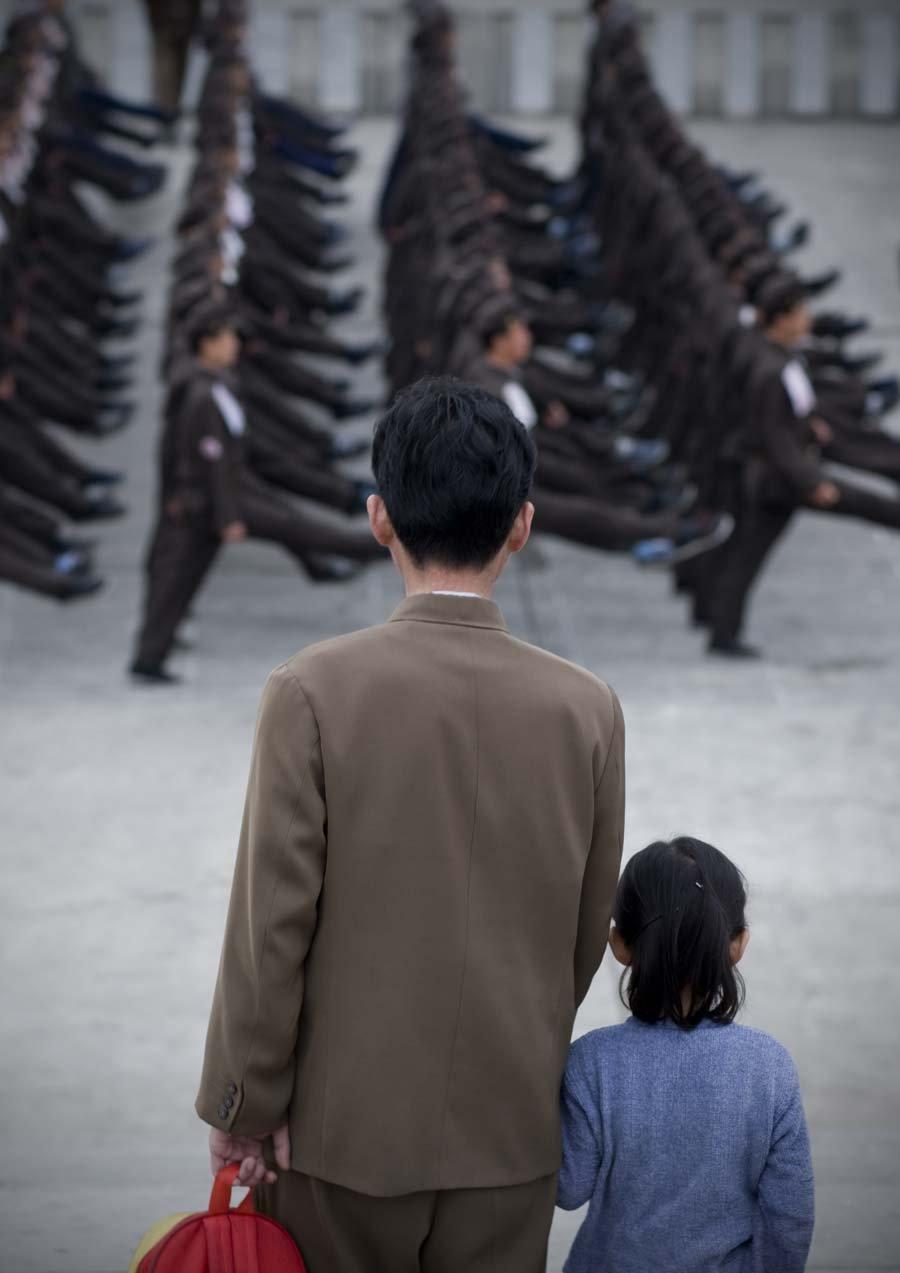 As fotos mais simpáticas da Coreia do Norte que você já viu 09