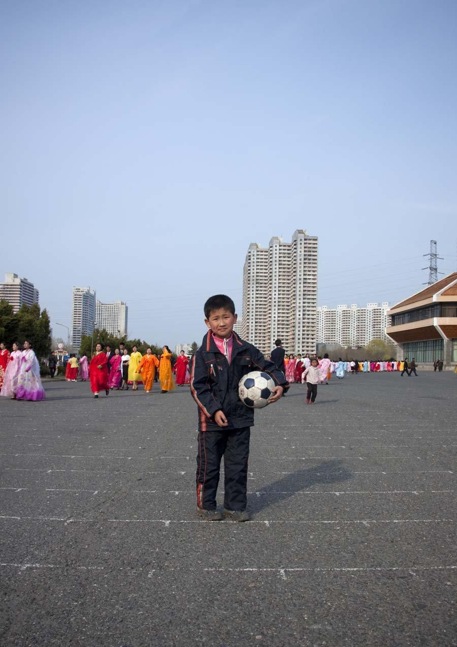 As fotos mais simpáticas da Coreia do Norte que você já viu 13