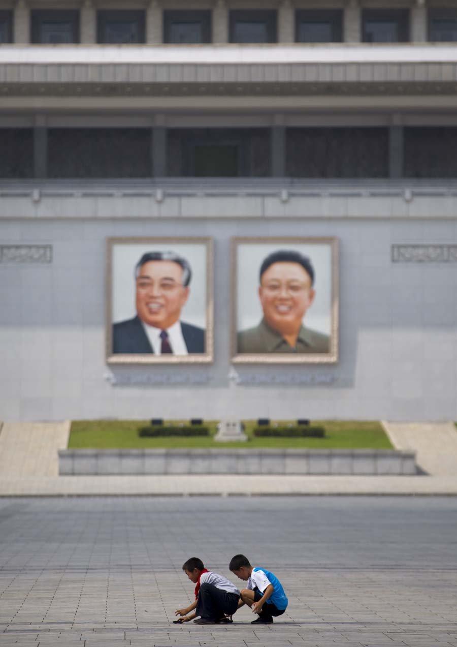 As fotos mais simpáticas da Coreia do Norte que você já viu 15