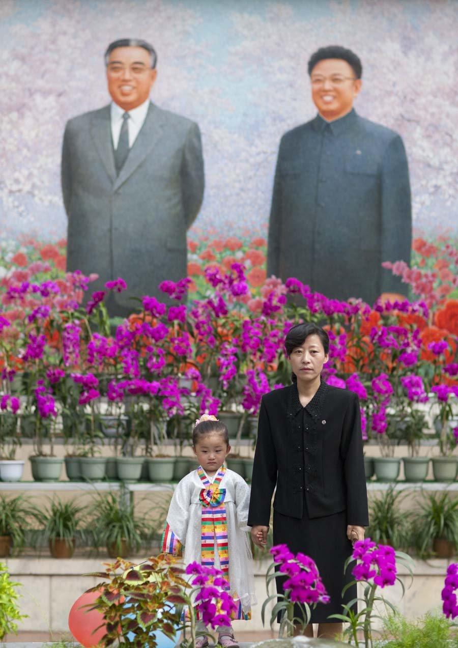 As fotos mais simpáticas da Coreia do Norte que você já viu 16