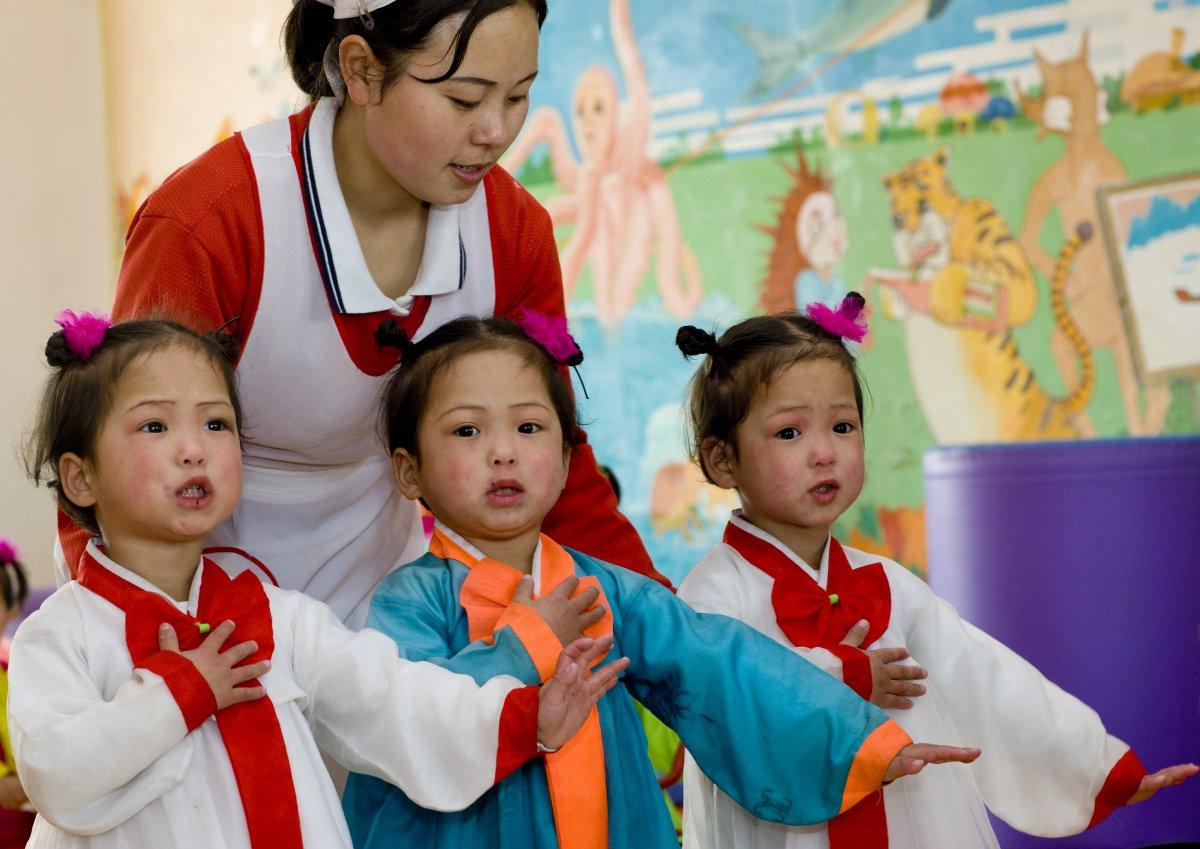 As fotos mais simpáticas da Coreia do Norte que você já viu 19