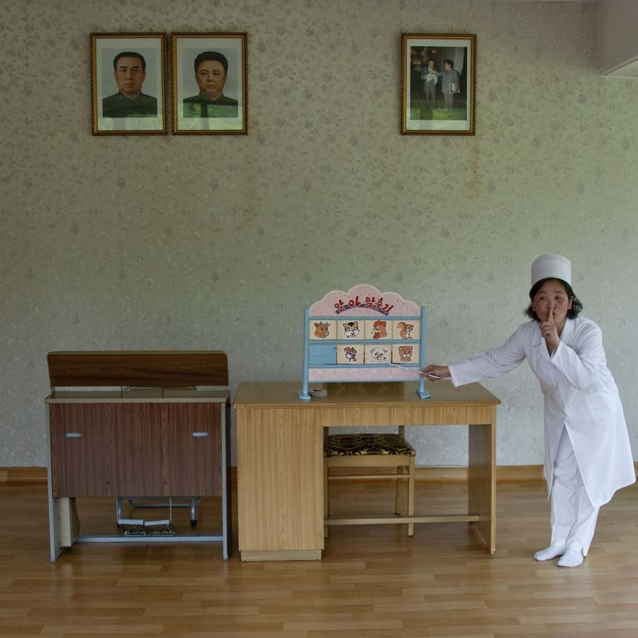 As fotos mais simpáticas da Coreia do Norte que você já viu 20