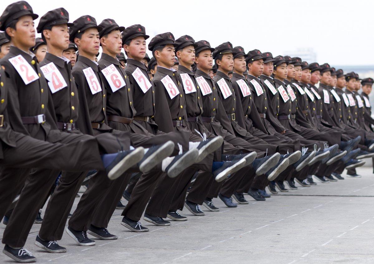 As fotos mais simpáticas da Coreia do Norte que você já viu 22