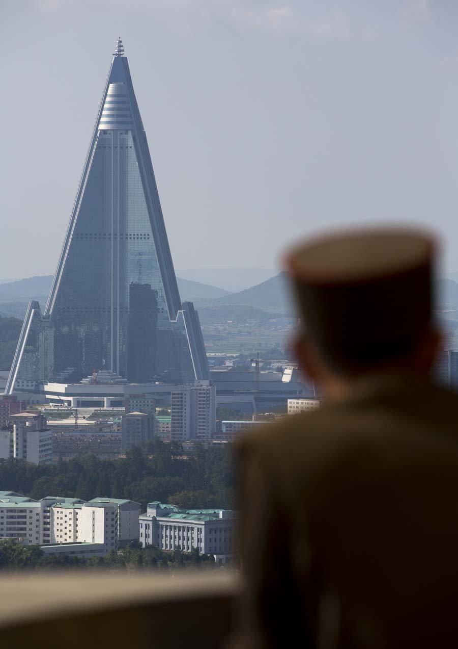 As fotos mais simpáticas da Coreia do Norte que você já viu 24