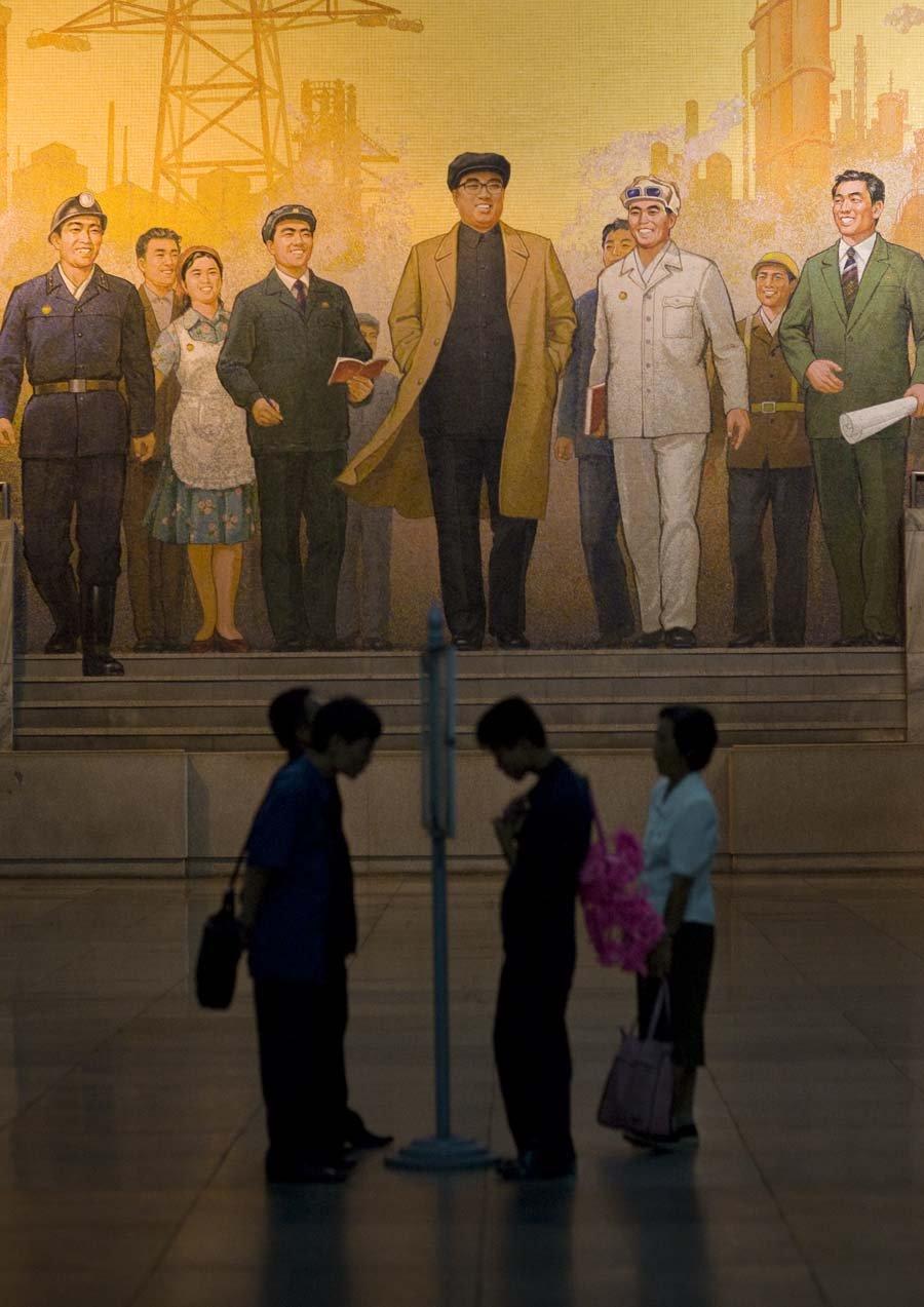 As fotos mais simpáticas da Coreia do Norte que você já viu 30