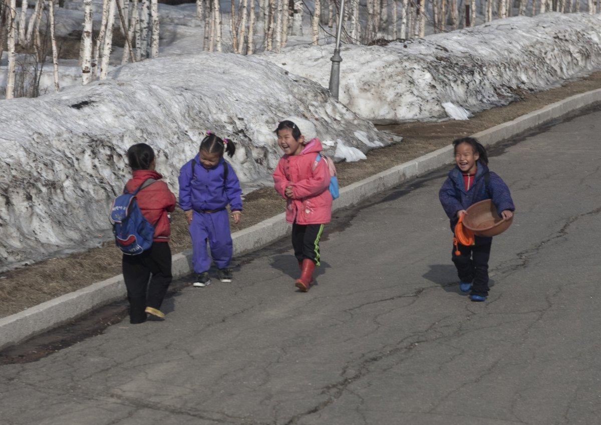 As fotos mais simpáticas da Coreia do Norte que você já viu 36