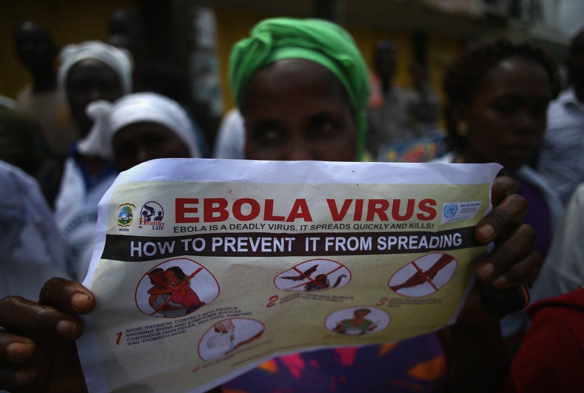 Estas 27 fotografias da zona quente da epidemia de Ebola na Libéria são horríveis 05