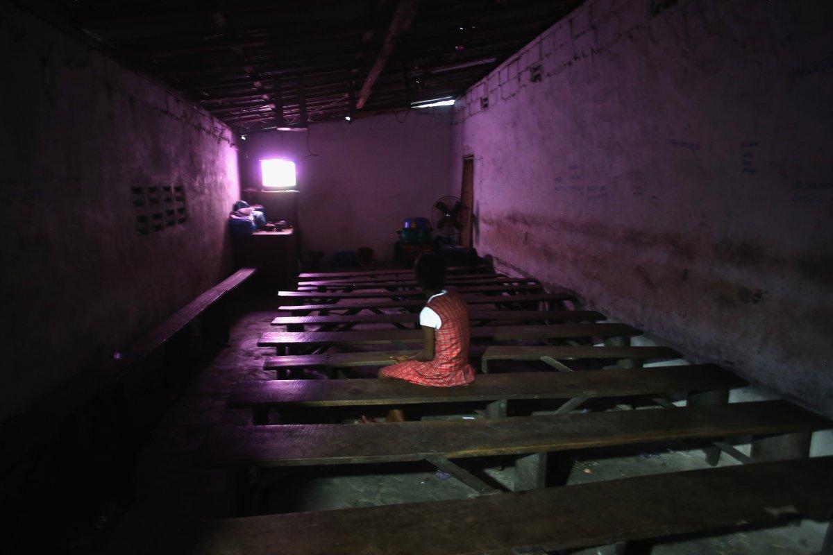 Estas 27 fotografias da zona quente da epidemia de Ebola na Libéria são horríveis 20
