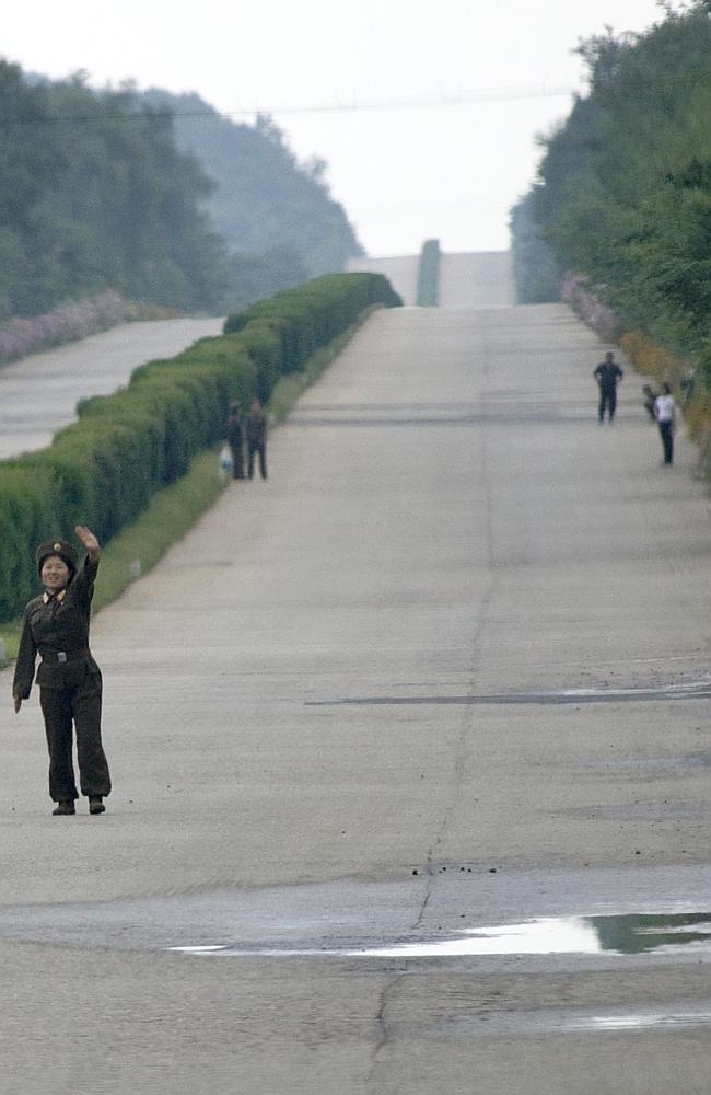 42 fotos que Kim Jong Un não quer que você veja 40