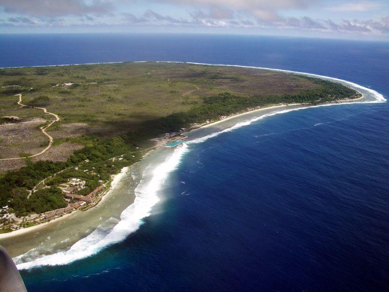 Nauru: um país insular arrasado pela mineração de fosfato 12