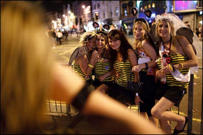 Brit�nicos sabem fazer festa? 25
