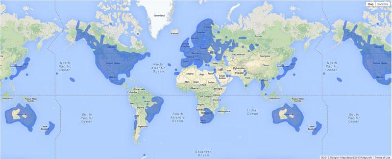 40 mapas que irão ajudá-lo a entender melhor o mundo 01