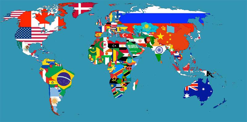 40 mapas que irão ajudá-lo a entender melhor o mundo 13