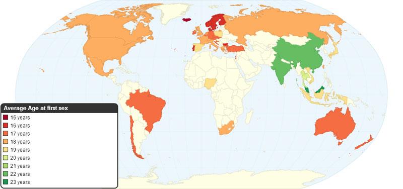 40 mapas que irão ajudá-lo a entender melhor o mundo 22