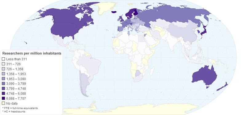 40 mapas que irão ajudá-lo a entender melhor o mundo 24