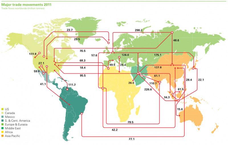 40 mapas que irão ajudá-lo a entender melhor o mundo 25