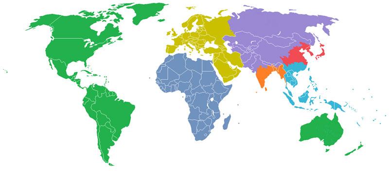 40 mapas que irão ajudá-lo a entender melhor o mundo 30