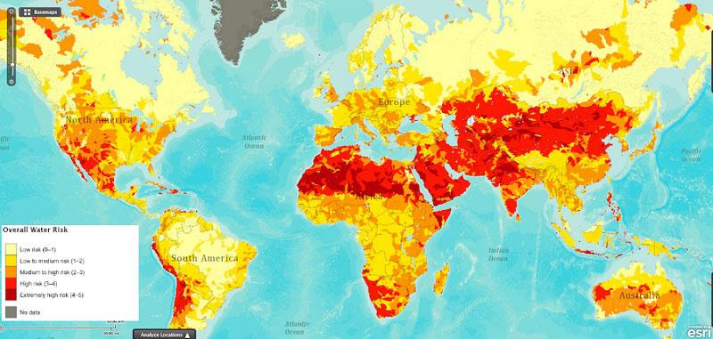 40 mapas que irão ajudá-lo a entender melhor o mundo 34