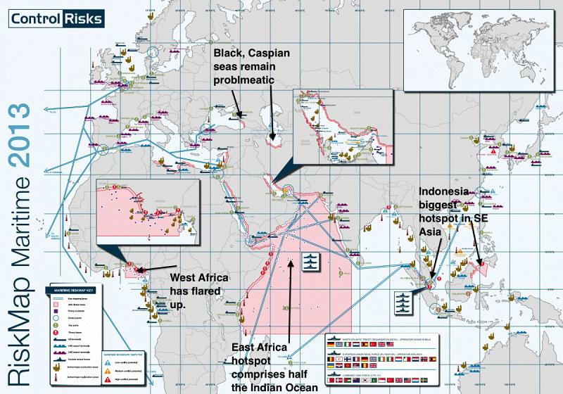 40 mapas que irão ajudá-lo a entender melhor o mundo 35