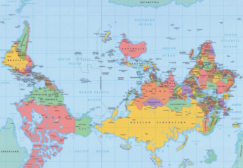 40 mapas que irão ajudá-lo a entender melhor o mundo 40