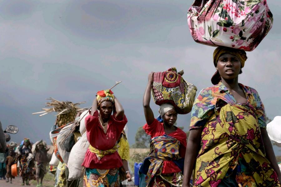 Os pa�ses mais perigosos do mundo para as mulheres