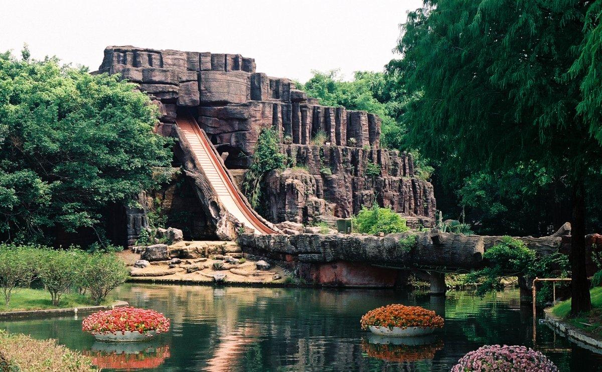 23 fotos do parque temático chinês cheio de monumentos mundiais 21