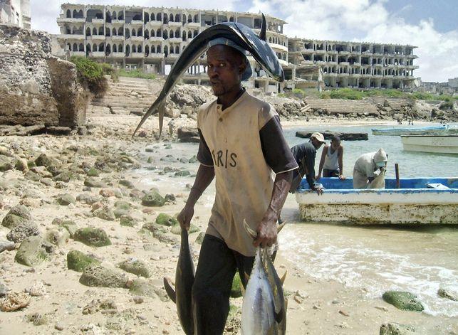 Pescadores somalis 10