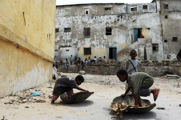 Pescadores somalis 16