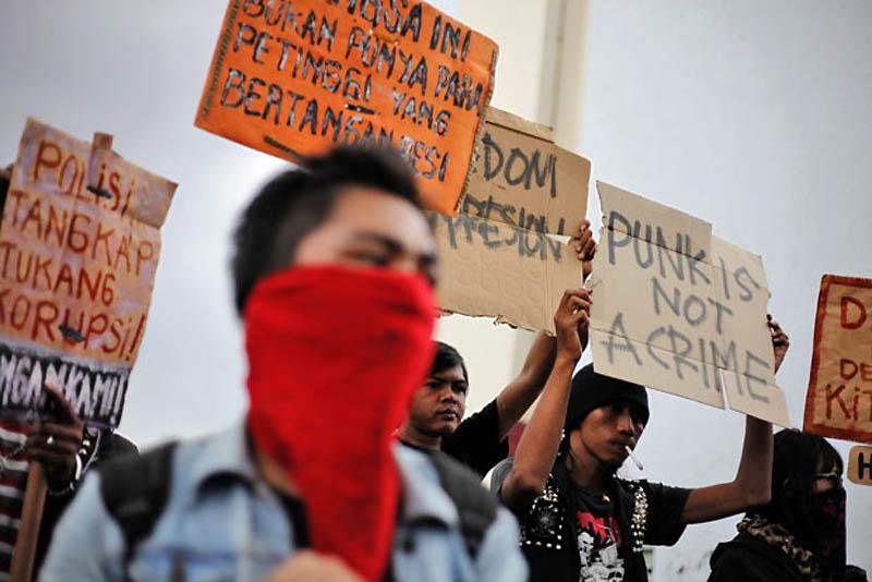 Punks da Indon�sia: continua��o da hist�ria 09