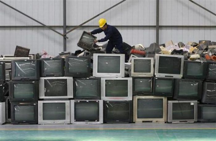 A poluição do lixo ao redor do mundo 01