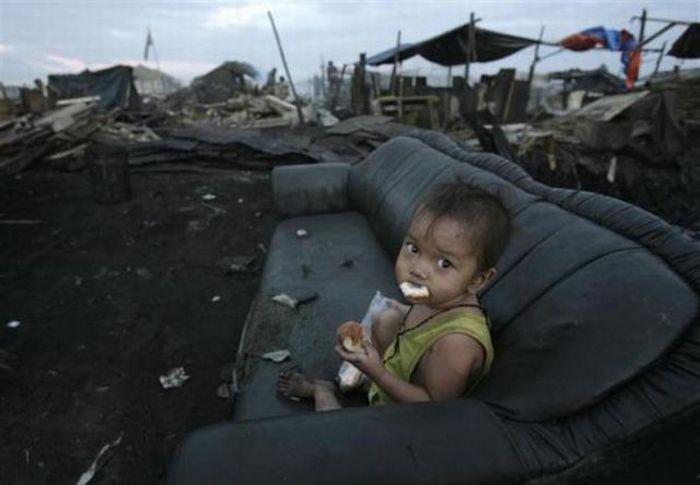 A poluição do lixo ao redor do mundo 03