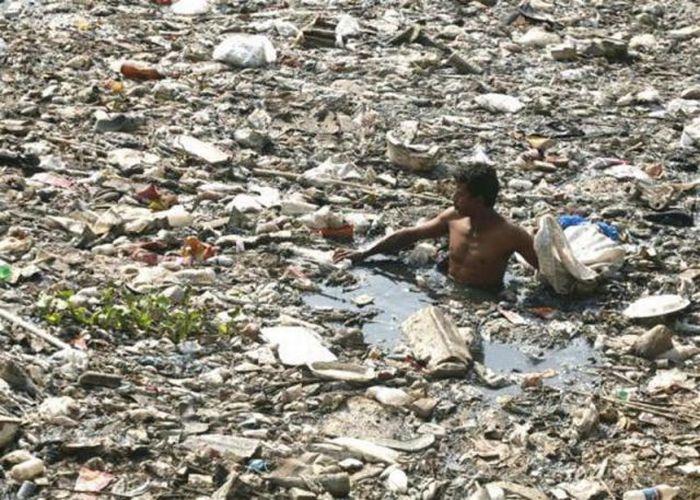 A poluição do lixo ao redor do mundo 05