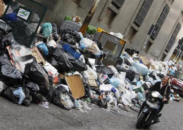 A poluição do lixo ao redor do mundo 06