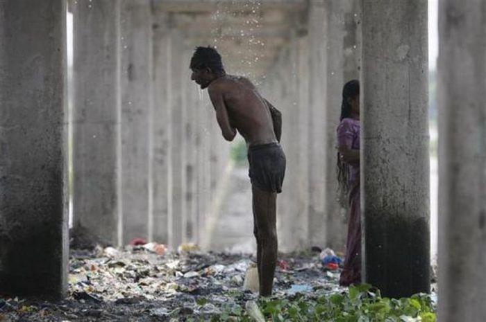 A poluição do lixo ao redor do mundo 09