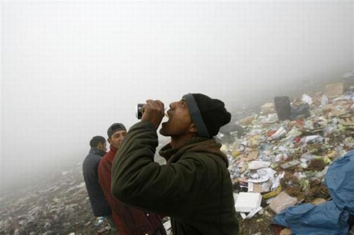 A poluição do lixo ao redor do mundo 10